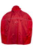 VAUDE Grody Poncho Kids red